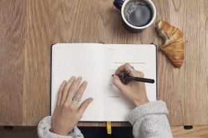 I am writing.